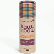 Raw for Paw aptit topping Ren