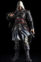 Assassin´s Creed, Edward Kenway, Play Arts Kai