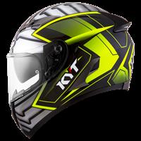 KYT FALCON 2 - Armor Yellow