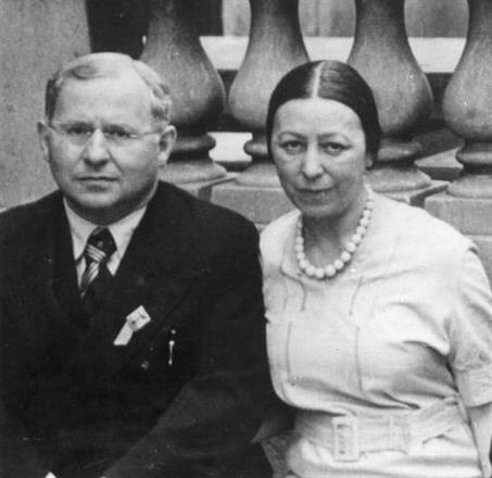 David & Rosa Katz