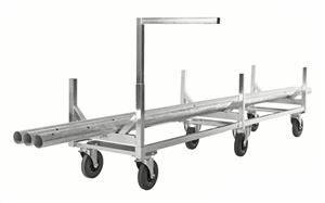 Långgodsvagn 800 kg 2800x600x700