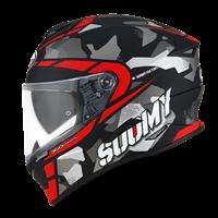 SUOMY STELLAR - Race Squad Matt Red