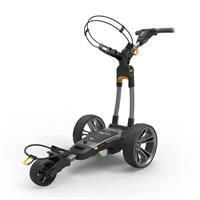PowaKaddy CT6 GPS 18 hål 30V Litium, Gun Metal
