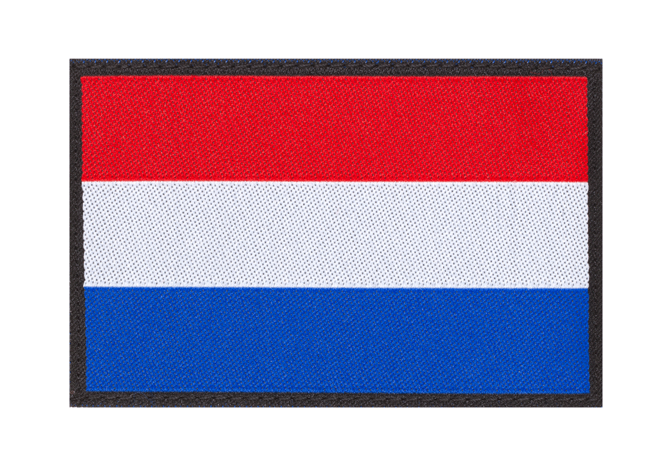 NETHERLANDS FLAG PATCH