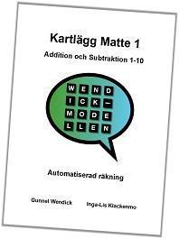 Uppdatering: Kartlägg Matte 1