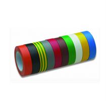 Cimco Universele isolatietape, 10-kleurig gesortee