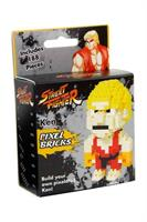 Street Fighter, Pixel Bricks Ken