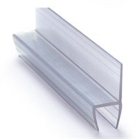 Slepelist / subbelist 15 mm - for 5 mm glass
