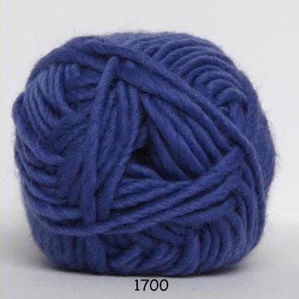 Kinna Textil Naturull blå