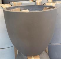 Cementkruka Näset grå 3set D32/40/50