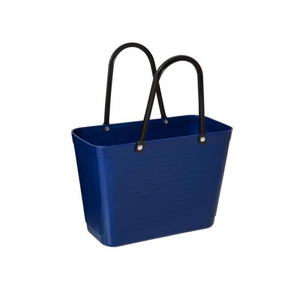 Hinza väska marinblå liten