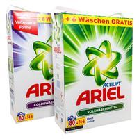 Tvättmedel Ariel  5,2kg / 80 tvätt