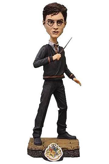 Harry Potter, Harry