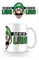 Super Mario Mugg, Here We Go! Luigi