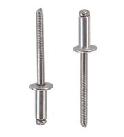 Popnagle 3,2X10 mm alu/steel 100 stk