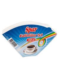 Kaffefilter 1X4  12 x 200st
