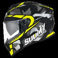 SUOMY STELLAR - Race Squad Matt Yellow