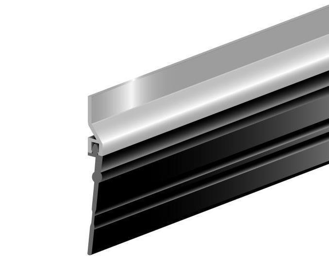 Aluminium bunnlist slepelist subbelist