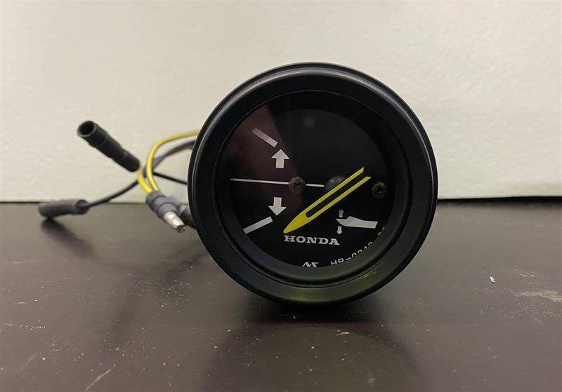 Honda trimmätare