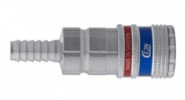 """Cejn Koppling E-Safe, Slangsockel 6,3mm (1/4"""")  320-2002"""