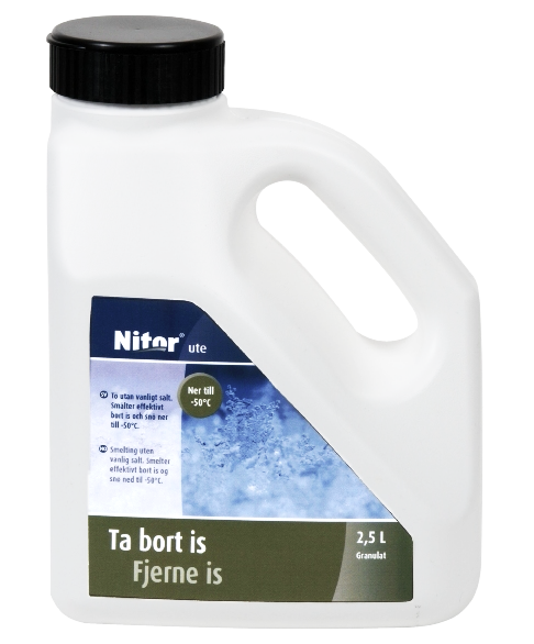 TA BORT IS NITOR 2,5L