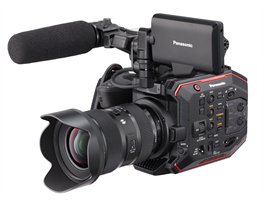 Panasonic AU-EVA1 5.7K Super 35 Dual ISO