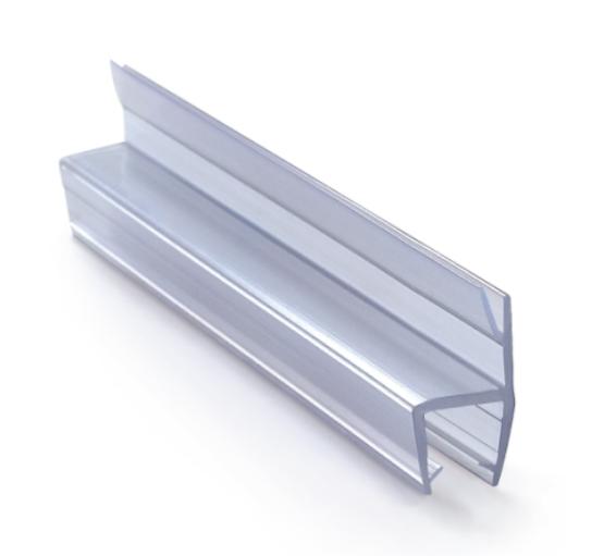 Kantlist mellomtetting/anslag 10 mm - 10 mm glass