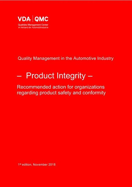 Produktintegritet - PSCR (ENG)