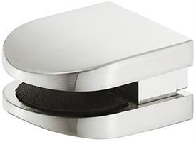 Hylleholder 55x55x25 mm børstet - 2 stk