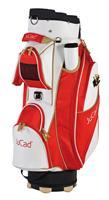JuCad Bag Style, Vit / Röd