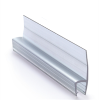 Slepelist / Subbelist 20 mm - for 8 mm glass