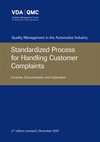 Standardprocess för hantering av kundklagomål (E)
