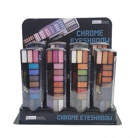 2469 Chrome Eyeshadow Kit