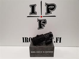 Vector Optics 3x Suurentaja kääntöjalalla
