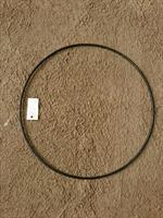 Metallring svart D25cm 10/fp