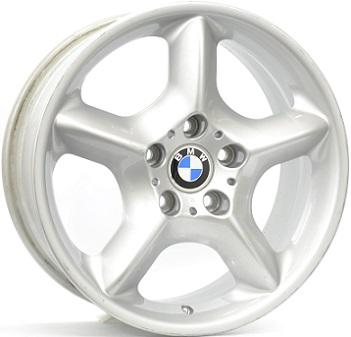 7,5X17 BMW STYLE 57 5x120 ET40 KR72,6
