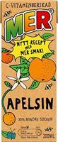 Mer 30 x 20cl Apelsin Tetra pak