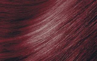 O678 Mörkblond Rödlila