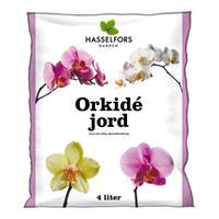 Jord Orkidé 4 Liter
