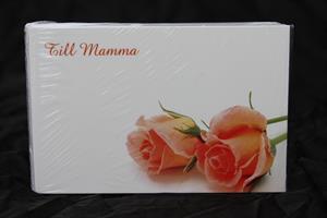 Oasis Kort Till Mamma Rose Peach