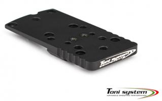 Toni System punapisteen jalusta,CZ Shadow - Type B