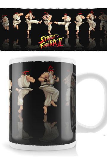 Street Fighter, Ryu Sequense, Mugg