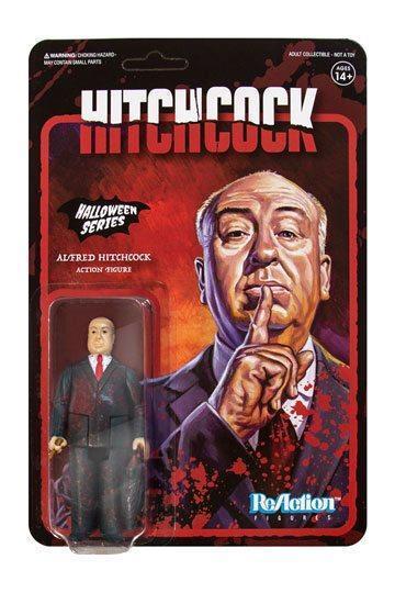 Alfred Hitchcock, ReAction, Blood Splatter