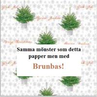 Pappersrulle Jul