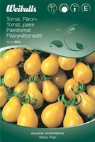 Tomat Päron- 'Yellow Pearshaped'