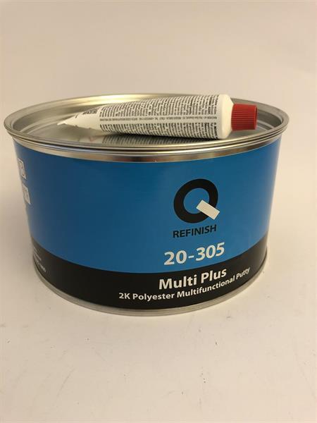 Q-Refinish Multi Plus Polyesterspackel  1,8 kg, 20-305-1800