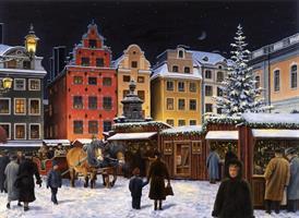 Julkort A4