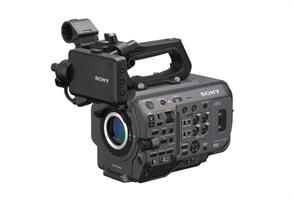 Sony PXW-FX9 utan objektiv