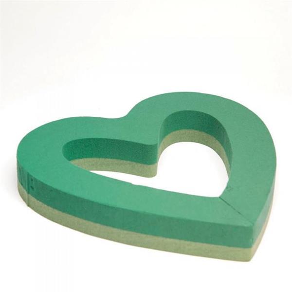 Oasis Hjärta öppet 54cm 1/fp