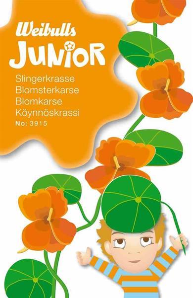 Junior slingerkrasse